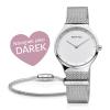 Valentýnská edice hodinek BERING s dárečkem