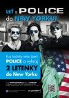 LEŤ S POLICE DO NEW YORKU